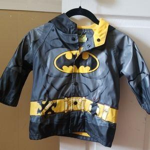 Western Chief batman raincoat/ rain jacket